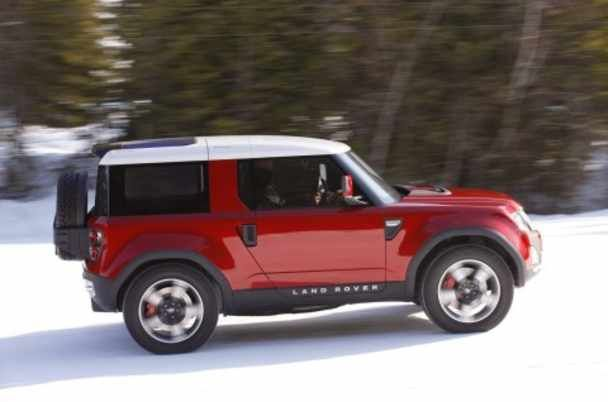 land rover defender dc100 prototype driven review | autocar | cool