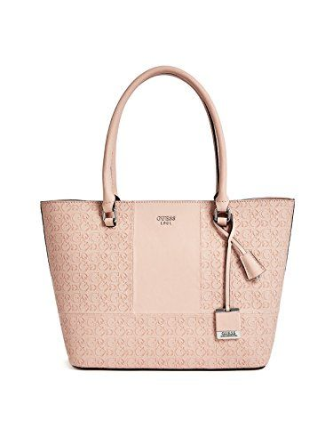GUESS Factory Women s Airwaves Logo Tote  6a95ab40e0744
