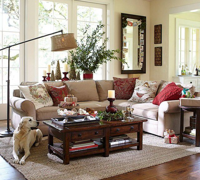 Image From Http://st.houzz.com/simgs/1031ed1b028a8e5e_4 2129/traditional Sectional Sofas.  | *Living Room | Pinterest | Living Rooms, Room And Living ...