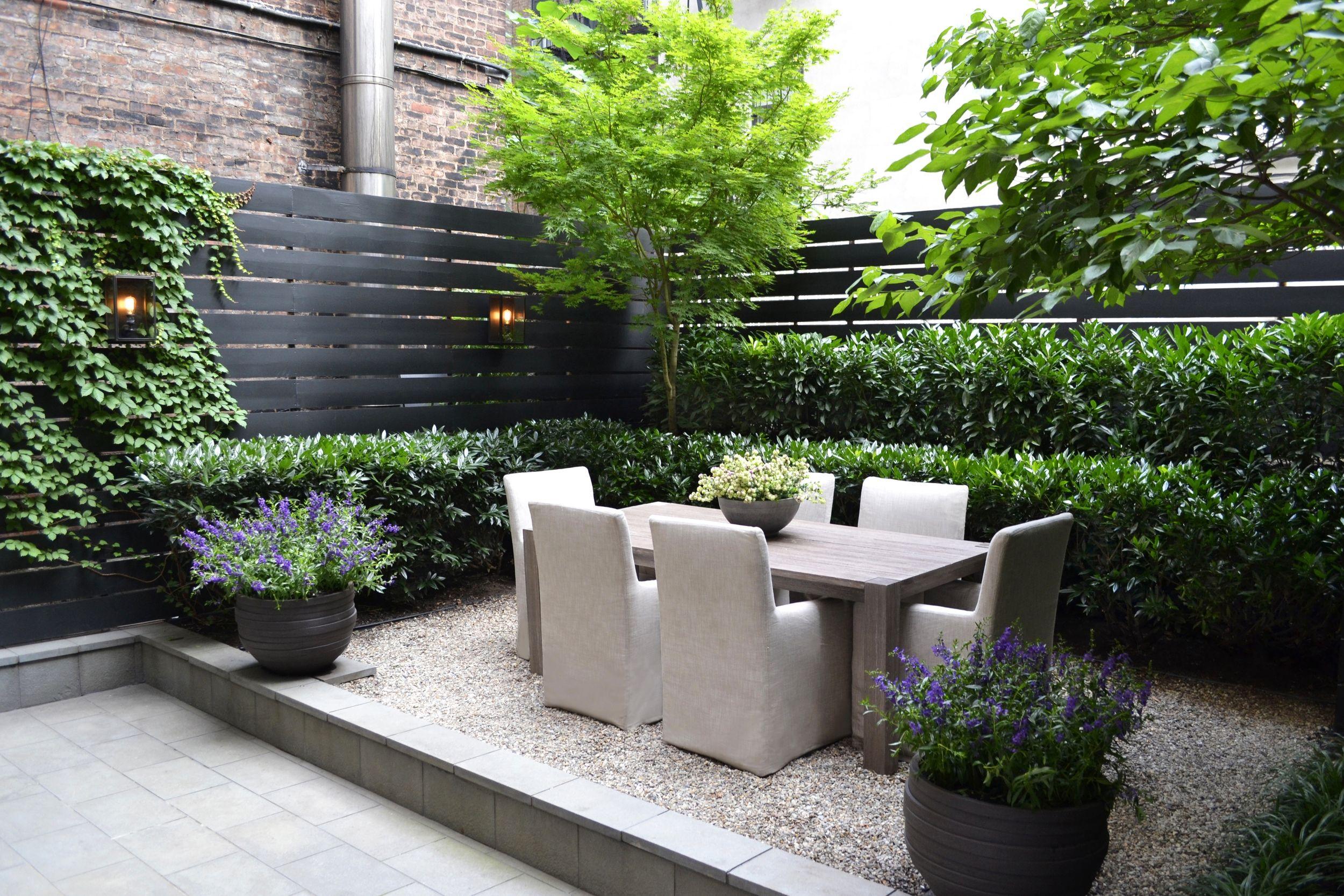 Harrison Green Courtyard Gardens Design Townhouse Garden