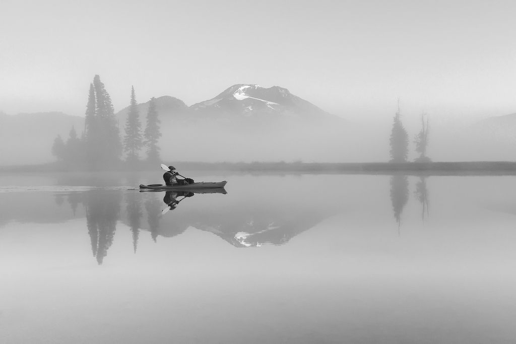 Tranquil Dawn | Sparks Lake | Bend OR - Flickr - Photo Sharing!