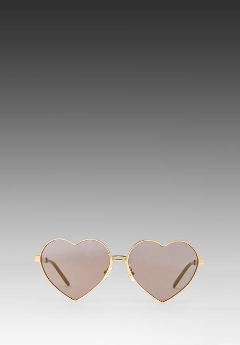 heart sunnies