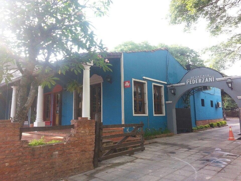 De La Casa Pederzani