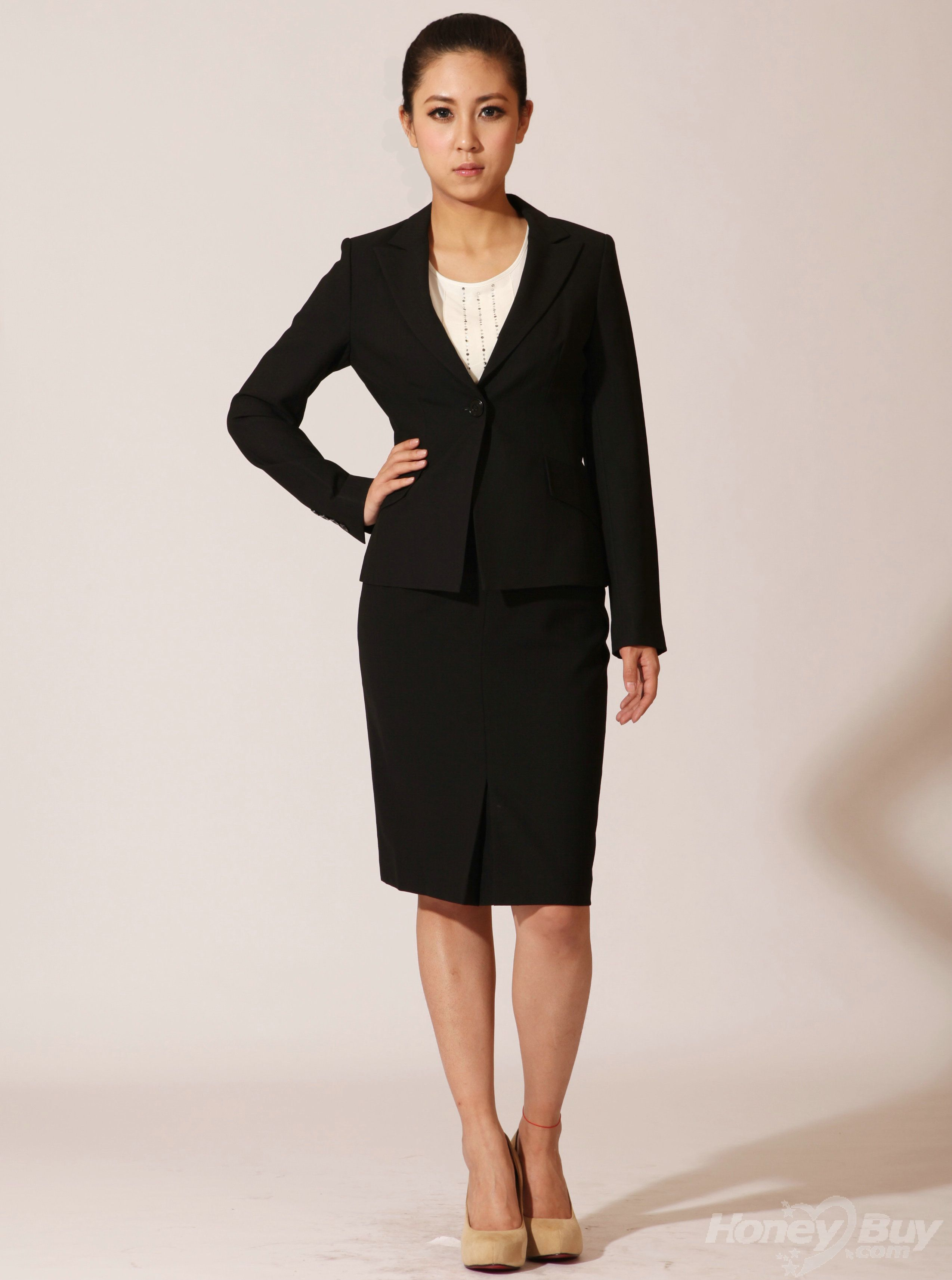 21 Beautiful Womens Skirt Business Suits Playzoa Business