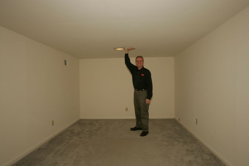 Image result for finished basement ideas low ceiling ...