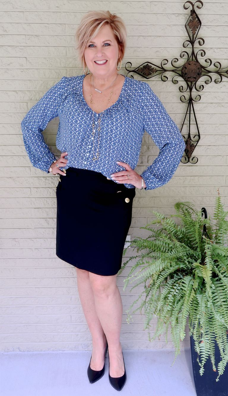 50 IS NOT OLD PROFESSIONAL AND OFFICE ATTIRE FASHION