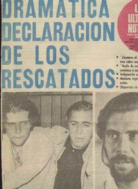 carlitos paez carlos paez vilaro 1971 uruguay plane crash andes mountains tabloid headline survivors