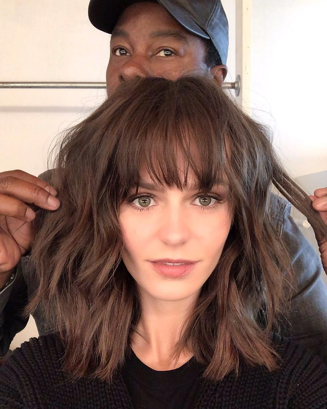 4 054 Likes 249 Comments Ted Gibson Tedgibson On Instagram One Of My Favorite Things Is Creating Texture In Hair So In 2020 Long Hair Styles Hair Styles Hair