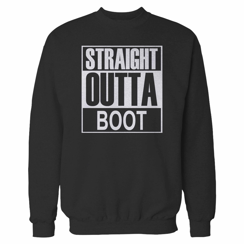 Straight Outta San Francisco Premium Unisex Sweatshirt