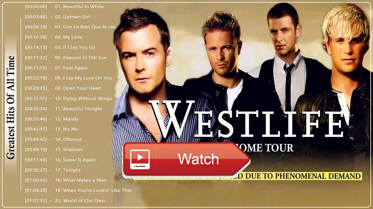 Play westlife songs