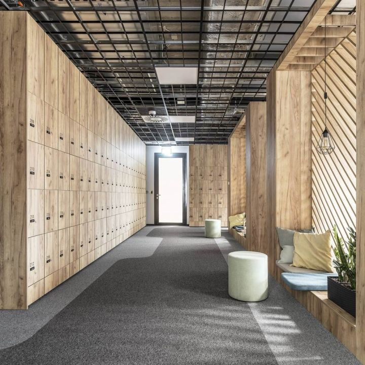Retail Design Bureau.Office Space By Metaforma Poznan Poland Retail Design Blog