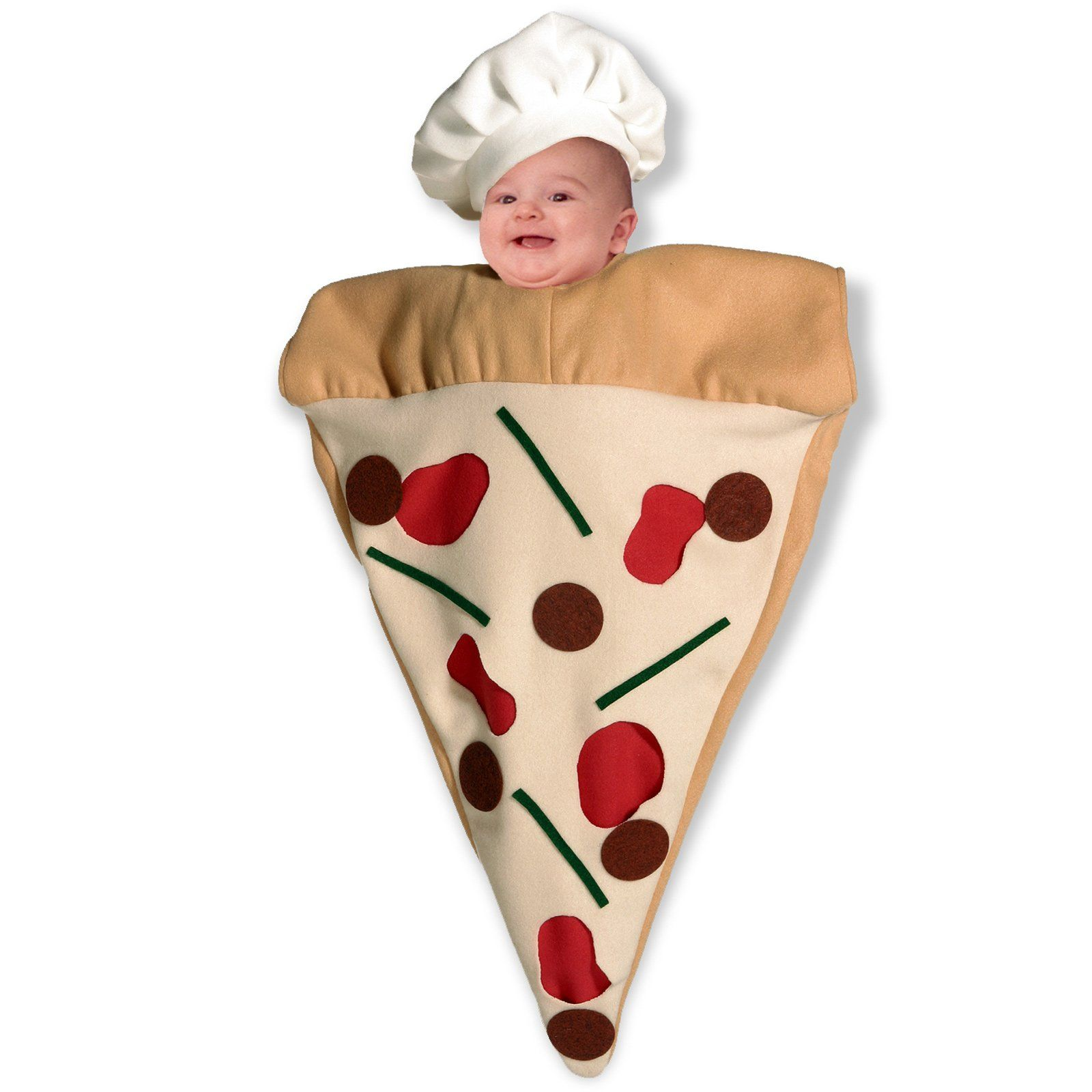 Night lights baby bunting - Baby Bunting Pizza Infant Costume