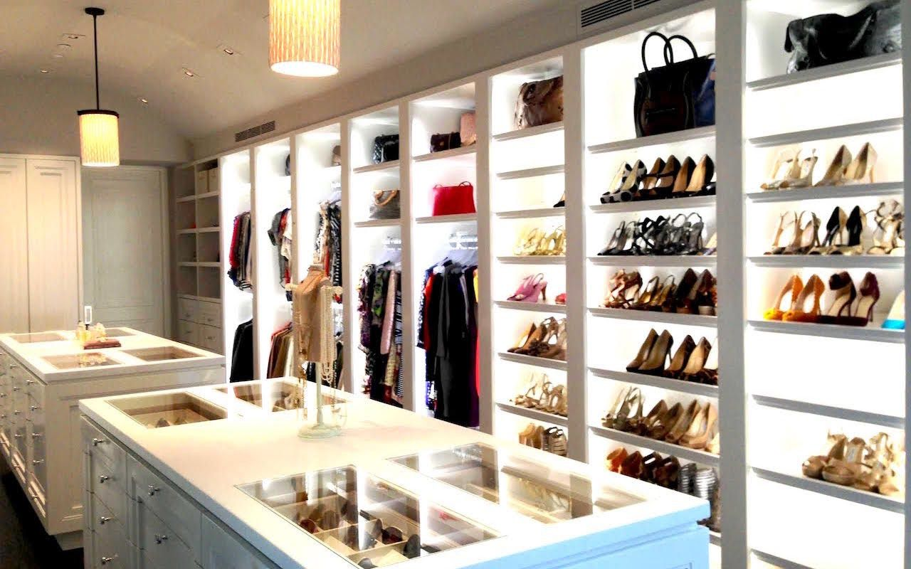 Celebrity Closet Ideas That Will Help Your Chaos I Closet