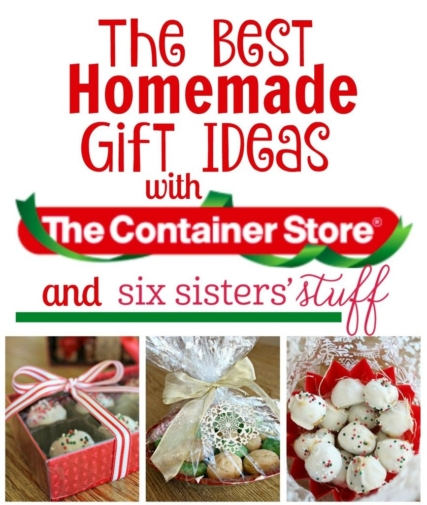 Container store gift ideas from sixsistersstuff the best homemade container store gift ideas from sixsistersstuff the best homemade gift ideas for christmas forumfinder Gallery