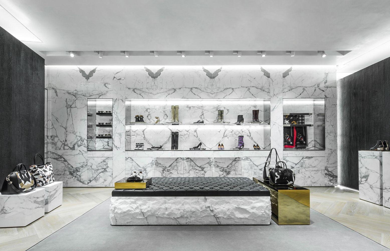 GIVENCHY STORE ELEMENTS HONG KONG   Retail design   Pinterest   Givenchy