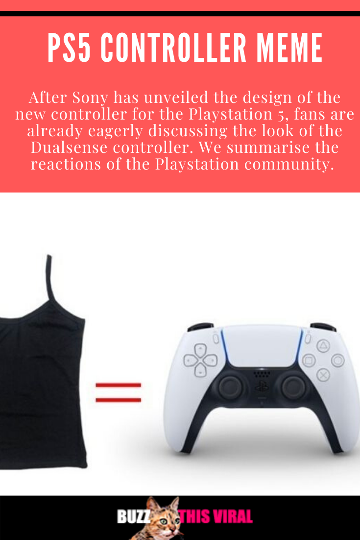 PS5 Controller Meme laughs about the new