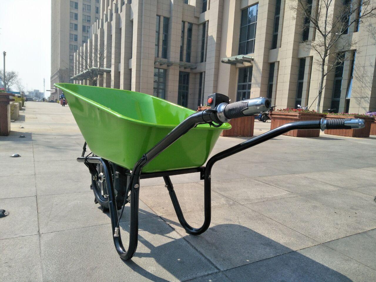 Electrical Heavy Duty Strong Wheel Barrow With Single Wheel Wheelbarrow Aluminum Furniture Durable