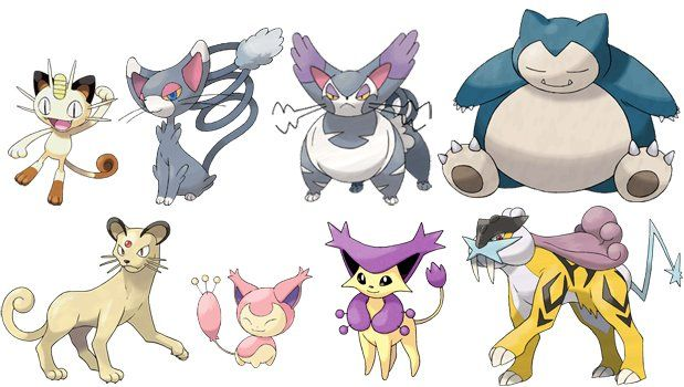 The most overused pokemon designs cute pokemons - The most adorable pokemon ...