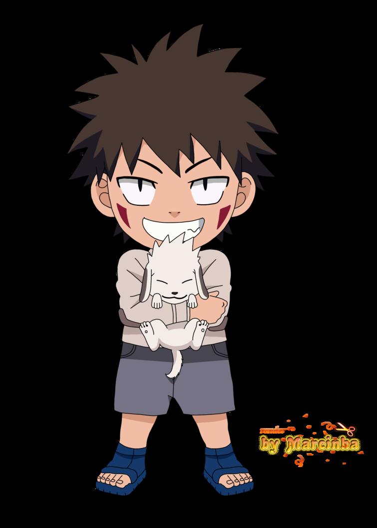 Render Chibi Kiba By Marcinha20 Naruto Pinterest Naruto Chibi