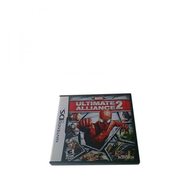 Juego Nintendo Ds Ultimate Alliance 2 Juegos De Consola Tv