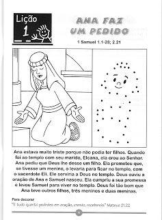 Ministerio Infantil E Juniores Historias Biblicas Atividades