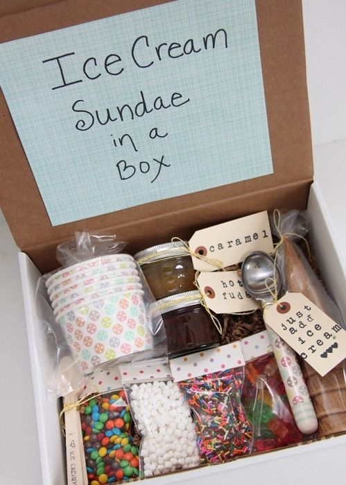 Summer Pop By Gift Ideas For Real Estate Homemade