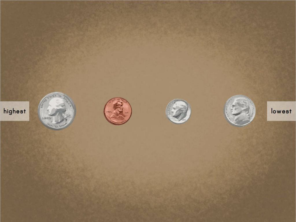 Learn The Coins The Dime