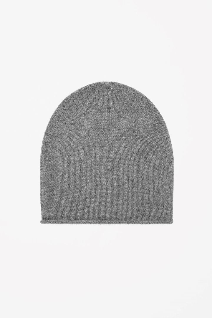 COS cashmere beanie. September 2016