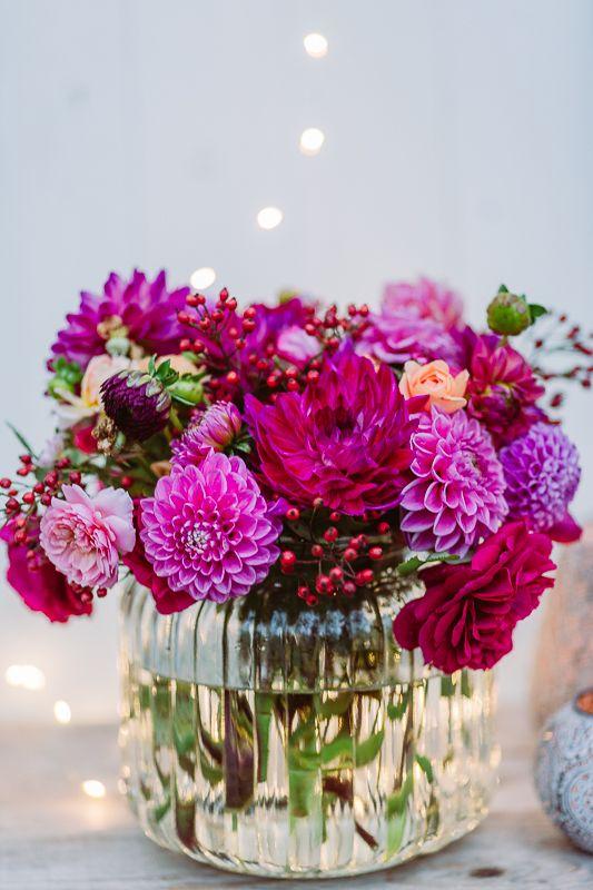 Blumen zum Wochenende oder Fridayflowers • Pomponetti