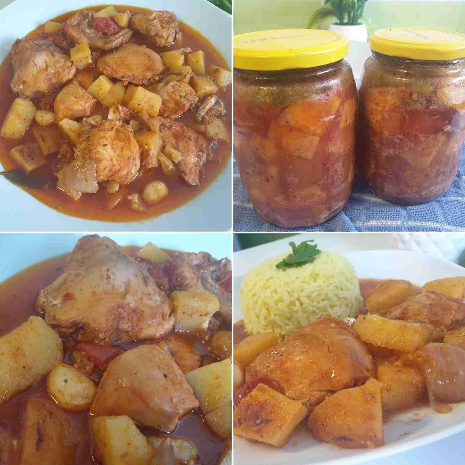 دجاج مع الخضار بمرطبان زجاج ملكة الأكلات التركية زاكي Recipe Main Dishes Dishes Food