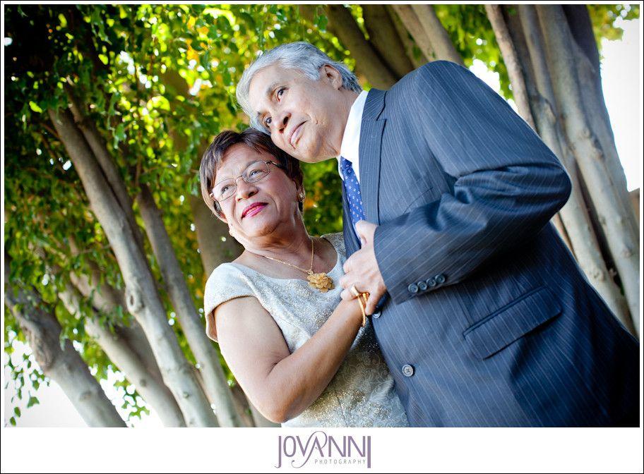 Linda milo :: mountain meadows golf course :: pomona 50th wedding