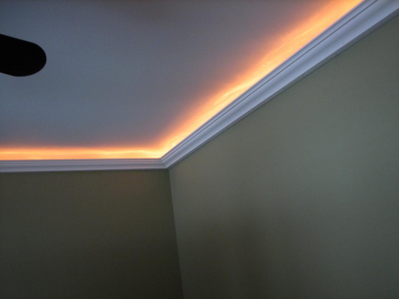 35 Ceiling Corner Crown Molding Ideas Crown molding