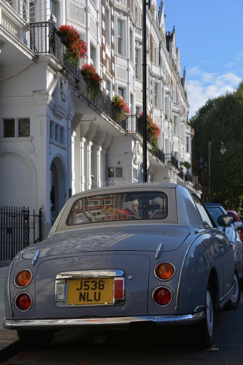 Harrington Gardens, Kensington, London ©Vincent Brun Hannay