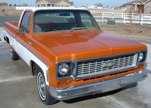 1973 Chevrolet Gmc Pick Up Truck C10 Cheyenne Flickr Photo Sharing