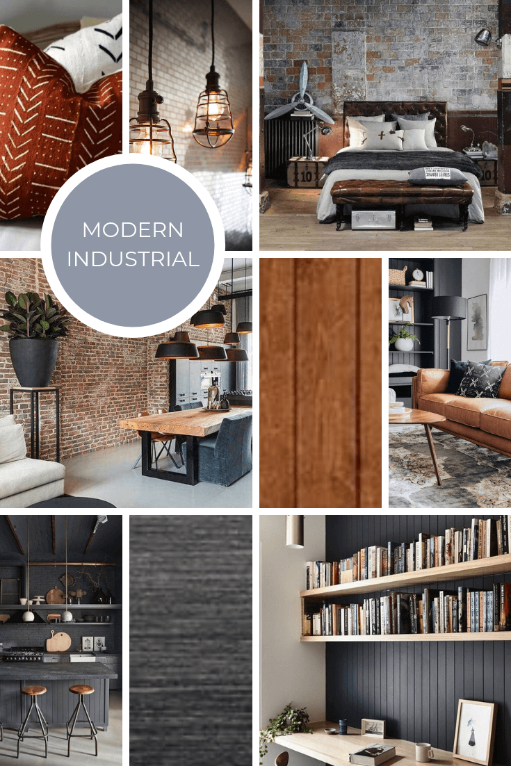Industrial Style Guide Get The Look In Your New Home With Images