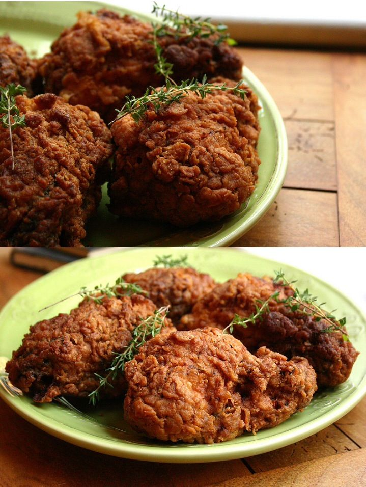 Buttermilk Brined Southern Fried Chicken | Hunger & Thirst ...