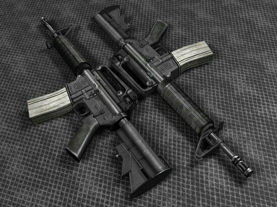 Assult Rifles