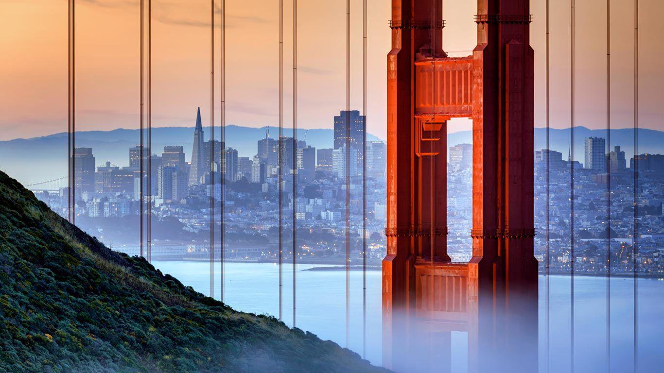 Golden Gate Bridge San Francisco RICOWdeGetty