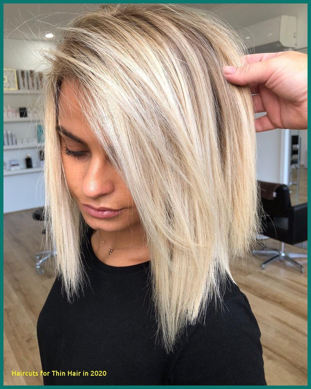 97 Amazing Haircuts For Thin Hair In 2020 Hair Styles Hair Lengths Medium Length Hair Styles