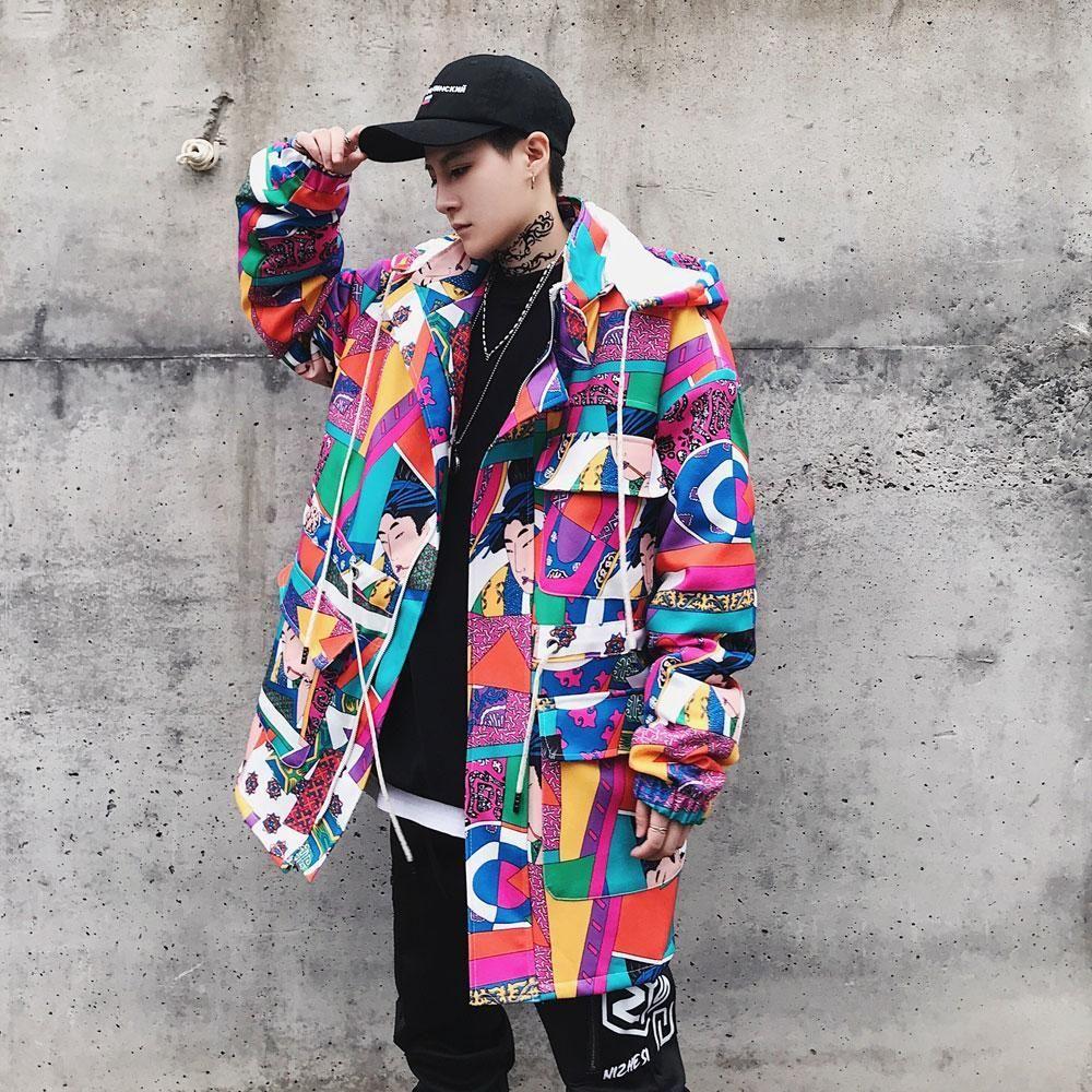 Anime jacket japanese street fashion anime jacket fashion