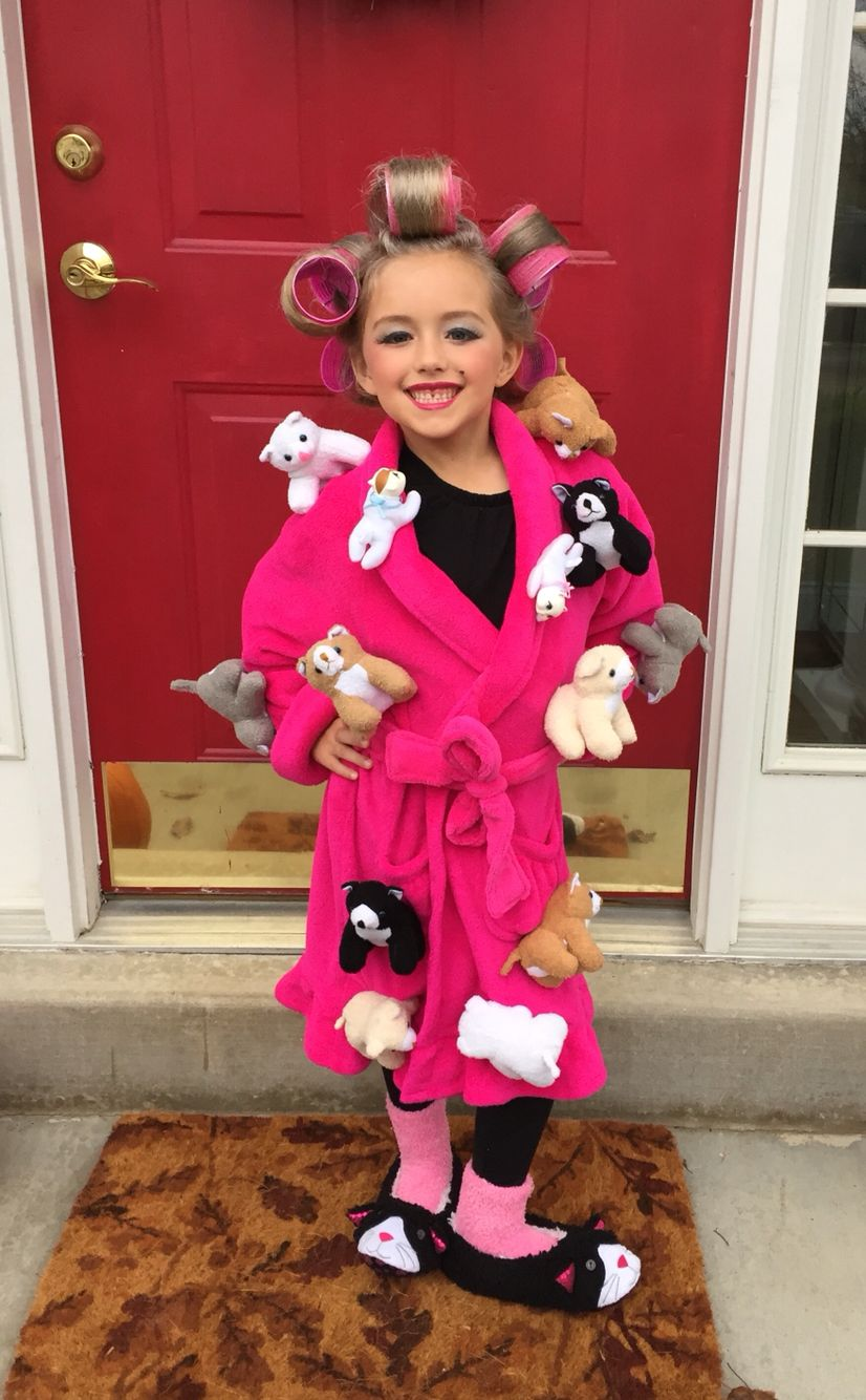 Crazy Cat Lady Halloween Costume DIY | Thoroughly Modern ...