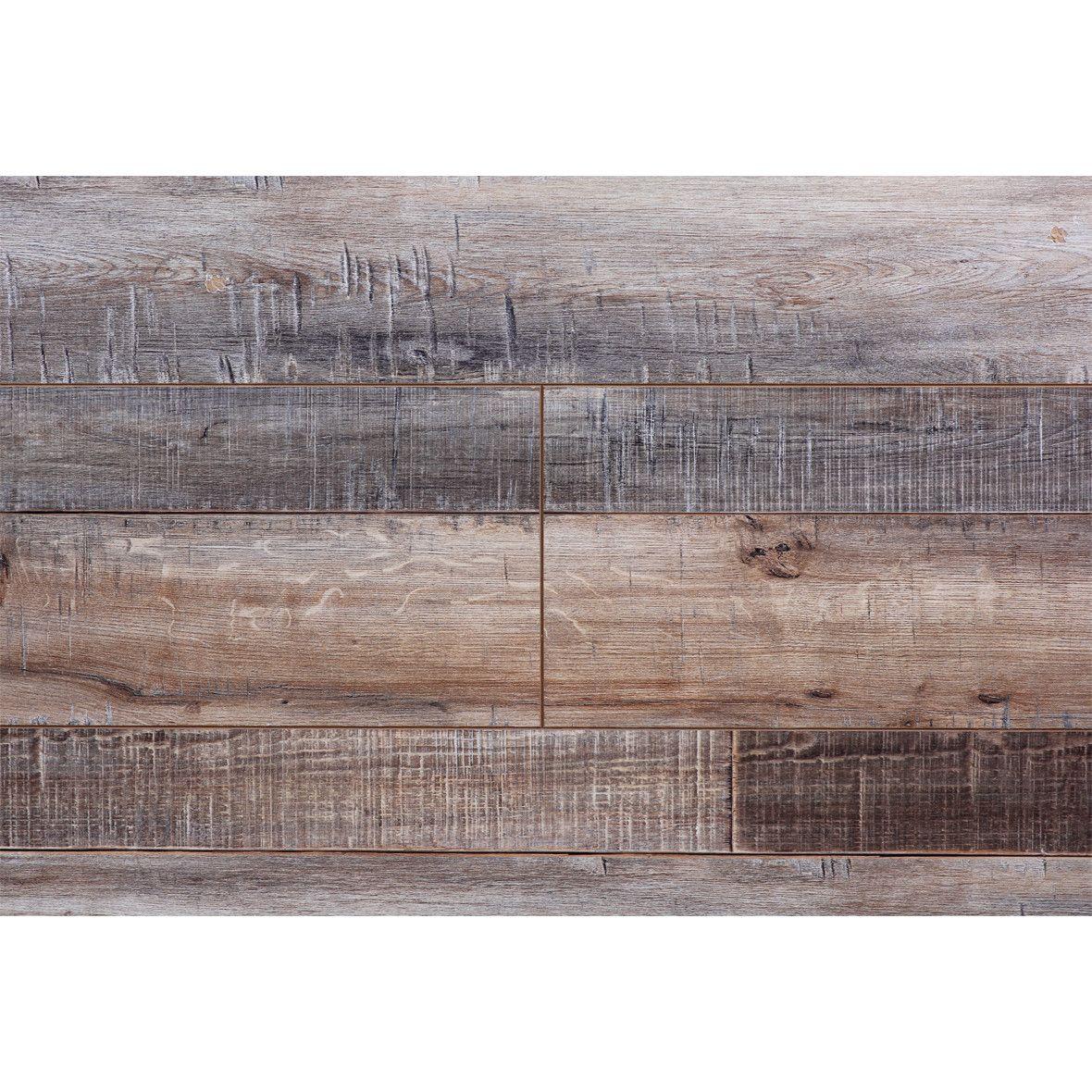 Eternity Flooring Barnwood Country 7 5 X 72 X 12 3mm Maple Laminate