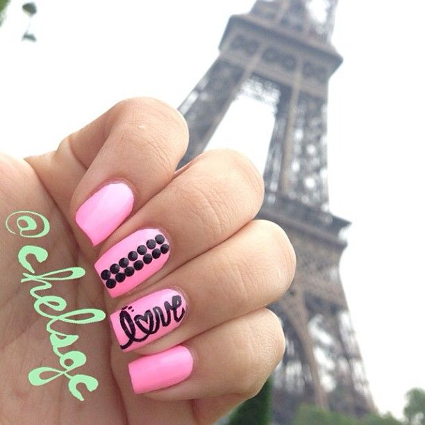 I Like Having A Word On A Nailt Sure I Could Do It But It Looks