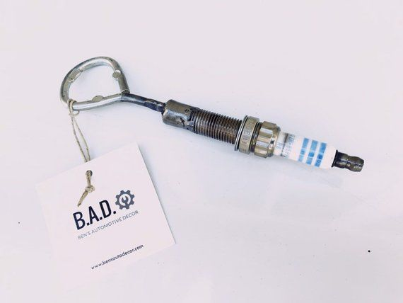 Spark Plug Bottle Opener // Gearhead Gift // Bachelor Pad