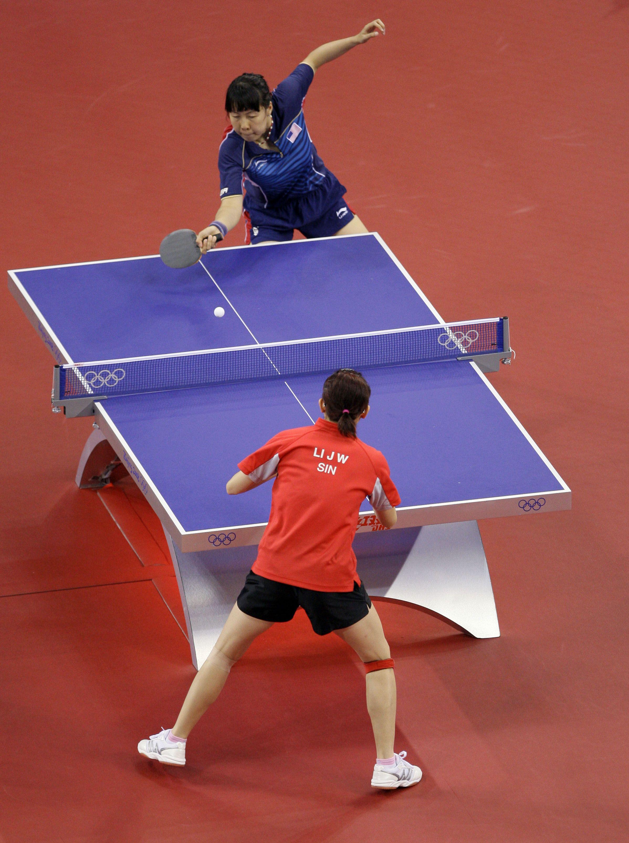 Apprenez Et Memorisez Le Vocabulaire A L Aide Des Images Vous Avez Choisis Le Theme Quot Le Sport Quot Maintenant De Tennis De Table Ping Pong Sport
