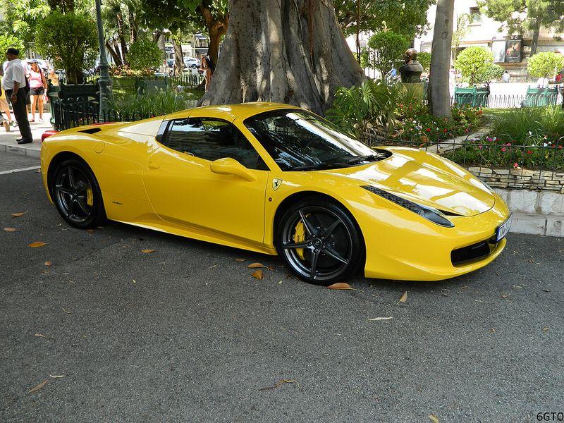458 Spyder Ferrari Mondial Ferrari 458 Ferrari