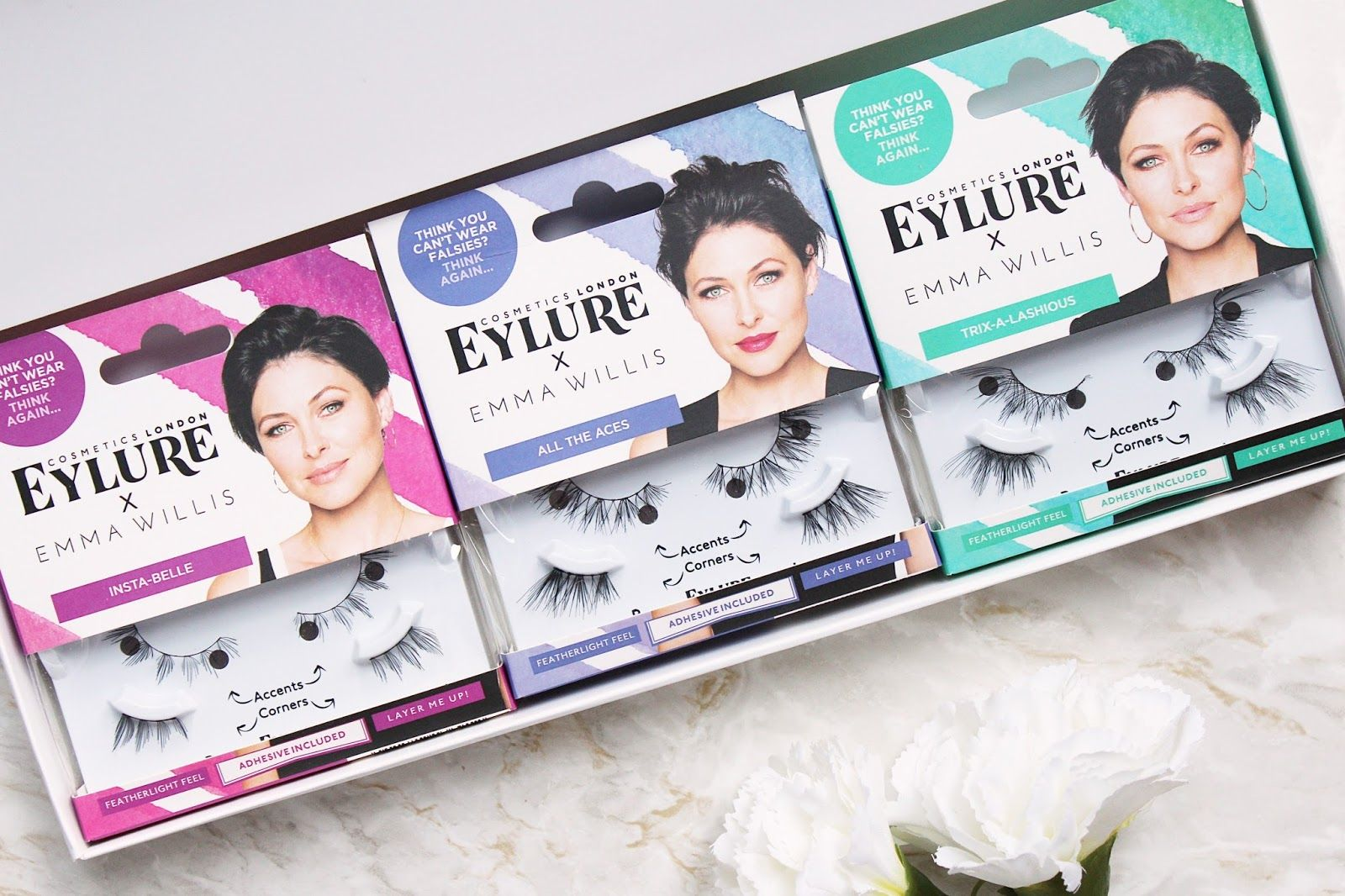 8b721cd6923 Eylure x Emma Willis Lash Collection | Hannah Heartss Blog | Emma ...
