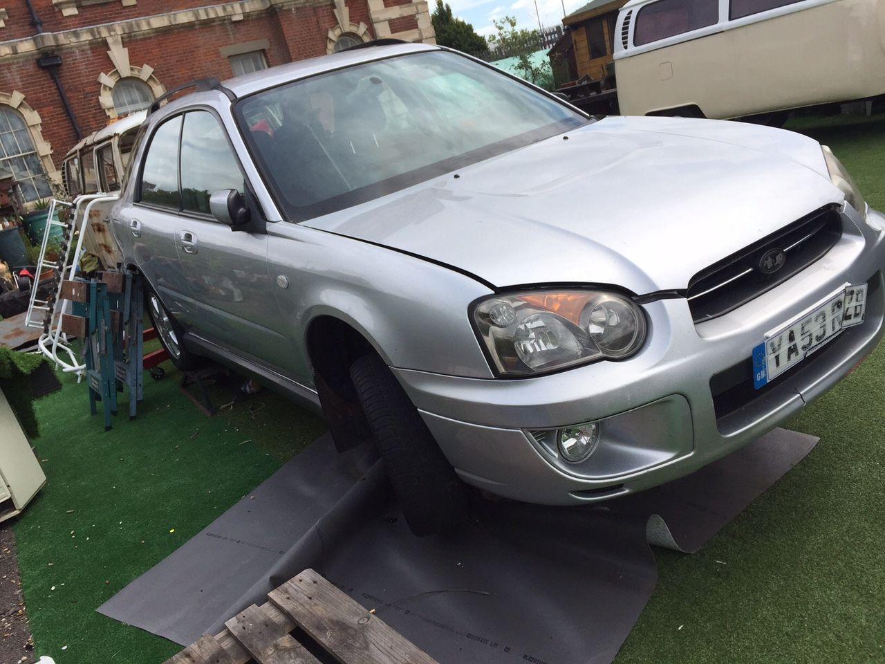 eBay: Subaru Impreza GX Sport AWD auction southampton stripped for ...