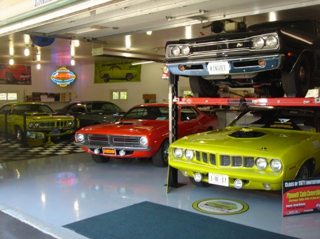 Muscle Car Dreams - wish my Dad kept all his cars that he had ...