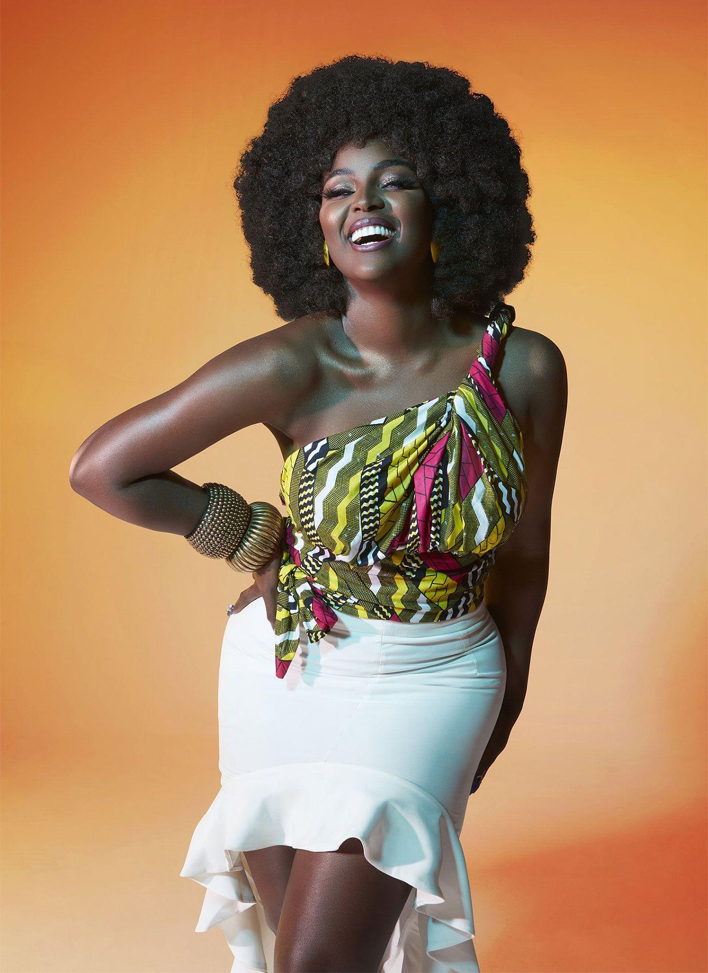 "Amara La Negra Naked 5 reasons to love amara la negra, ""love & hip-hop"" dominican"